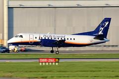 CYVR - Pacific Coastal Airlines Saab 340 C-GPCQ (CKwok Photography) Tags: yvr cyvr pacificcoastalairlines saab 340 cgpcq