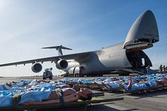 AEROMED FRED (Kaiserjp) Tags: 870035 c5 c5m dover usaf mobilityguardian mg19 jet cargo transport military lockheed galaxy stretcher casevac aeromedicalevacuation
