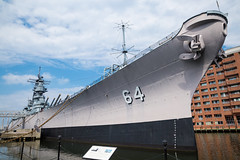 USS Wisconsin '19 (R24KBerg Photos) Tags: wwii korea gulfwar persiangulf wisconsin battleship navy bb64 usswisconsin military ship 2019 canon norfolkvirginia va virginia history historic war usa museum