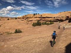 Slickrock Trail, Moab, Utah