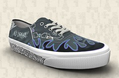 HEY GUYS I PARTICPATED TO VANS CUSTOM CONTEST (VERSOV STORE) Tags: vans contest