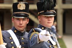 0Y4A1736 (Sr.Martin.) Tags: vmi parade military uniform reunion weekend 2003 2008 2013 music band virginia institute