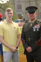 0Y4A1784 (Sr.Martin.) Tags: vmi parade military uniform reunion weekend 2003 2008 2013 music band virginia institute