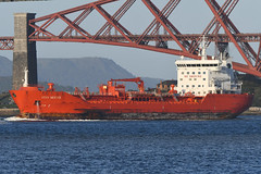 Sten Moster - South Queensferry - 21-09-19 (MarkP51) Tags: stenmoster southqueensferry firthofforth scotland tanker ship boat vessel sea water sunshine sunny nikon d500 nikon200500f56vr