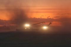 Sunset on the harvest (journey ej) Tags: wheat 2019harvest northdakota horizonscalendar2021