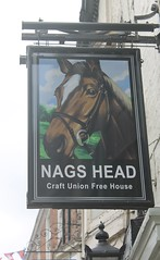 Nags Head, York (Ray's Photo Collection) Tags: pub york sign nagshead publichouse north yorkshire yorks