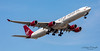 Virgin Atlantic Airbus A340-600 Scarlet Lady