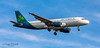 Aer Lingus A320 Airbus New Livery