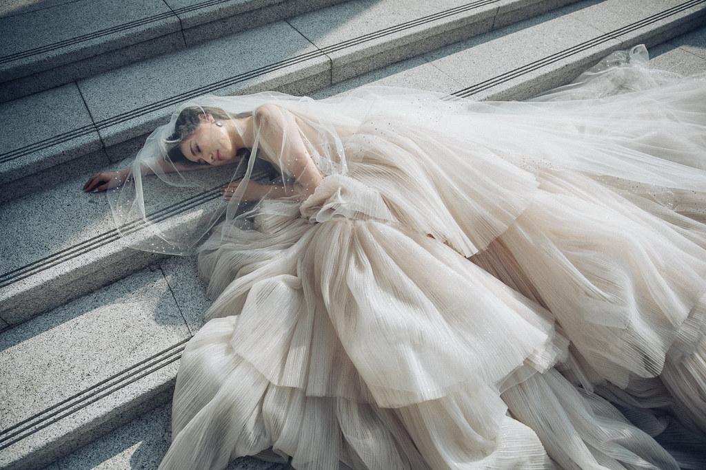 台南婚攝|給你時尚大片感的全日婚禮|台南晶英酒店