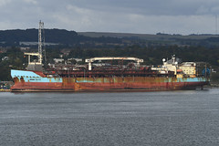 Curlew - Dundee - 29-09-19 (MarkP51) Tags: curlew dundee firthoftay scotland fpso floatingstorageproductionvessel rustbucket ship boat vessel sea water sunshine sunny nikon d500 nikonafp70300fx