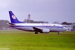 BELAVIA B737 EW-251PA (Adrian.Kissane) Tags: aviation ireland runway departing airport sky outdoors boeing airline airliner jet plane aircraft aeroplane 27634 2004 b737 ew251pa shannonairport shannon belavia