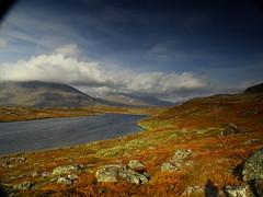 Lassajavri (dration) Tags: lapland kungsleden sweden landscape clouds sky