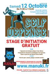 Self Defense | Stage d'initiation (Mairie de Carvin) Tags: sport judo manuki dojo complexesportif selfdefense octobre 2019