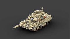 Norinco ZTZ-96B (C.Ngoc) Tags: chinese pla armor tanks toy lego
