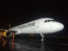 G-TCDE A321 Thomas Cook (corrydave) Tags: gtcde a321 thomascook shannon 6056