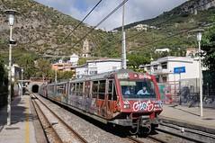 ERT-023-ERT-044-Meta-Italy-24-9-2019- (D1021) Tags: ert023 ert044 emu metergauge meta metastation italy italianrailway d300 nikond300