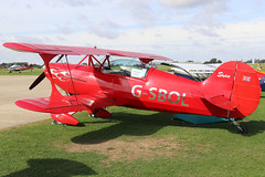 G-SBOL (GH@BHD) Tags: gsbol steen skybolt steenskybolt laa laarally laarally2019 sywellairfield sywell biplane aerobatic aircraft aviation