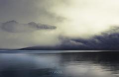 Arctic landscapes. Senja Island. Norway (ibethmuttis) Tags: arctic landscape mountains fog fjord wilderness senja island norway nature scenery nikond300s ibeth