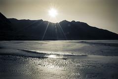 Arctic landscapes. Senja island. Norway (ibethmuttis) Tags: arctic landscape mountains sea river beach wilderness area sun senja island norway nature scenery nikond300s ibeth