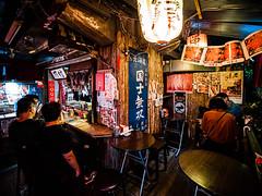 竹村居酒屋 (S.R.G - msucoo93) Tags: 台灣 台北 信義 gx8 laowa75mmf20