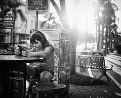 Streets of Lake Worth (Mircea D. Tagui) Tags: street streetphotography boy playing lakeworthflorida streetsinlakeworth monochrome blackandwhite blackandwhitestreetphotography sunlight fujifilmxt2 fujinonxf35mmf14