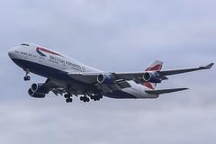 British Airways Boeing 747-436 G-CIVG (josh83680) Tags: heathrowairport heathrow airport egll lhr gcivg boeing boeing747436 747436 boeing747400 747400 britishairways british airways