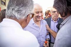 Legislativas 2019: Rui Rio em Aveiro