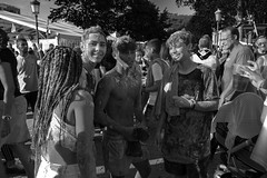 Aste Nagusia Bilbao (Samarrakaton) Tags: samarrakaton nikon d750 2470 bilbao bilbo bizkaia fiestas popularparties astenagusia 2019 byn bw blancoynegro blackandwhite monocromo people gente street callejera