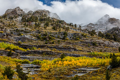 Lamoille Canyon, Ruby Mountains (Jeff Sullivan (www.JeffSullivanPhotography.com)) Tags: storm lamoille canyon fall colors elko eastern nevada usa american southwest landscape nature travel photography canon eos 5dmarkiv 70200mm lens photo copyright jeff sullivan 2019 september