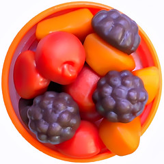 Gummie Vitamins (Timothy Valentine) Tags: squaredcircle camera2 0919 2019 home eastbridgewater massachusetts unitedstatesofamerica