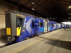 385031 (Conner Nolan) Tags: 385031 class385 scotrail glasgowqueenstreet