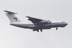 RA-78845 Russian Federation Air Force Ilyushin Il-76MD (Nathan_Ivanov) Tags: airplane aircraft aviation spotting planespotting vko vnukovo uuww ilyushin il76