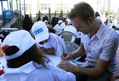 UNV in Yemen (UNinYE) Tags: un unv volunteerism volunteers unitednations yemen