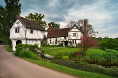 Brockhampton manor (Tim Ravenscroft) Tags: manor house brockhampton gardens medieval england uk hasselblad hasselbladx1d