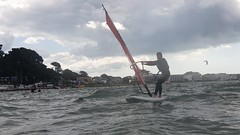 Beginners Windsurfing Lessons - September 2019