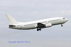 B737-319 N737FA (shanairpic) Tags: jetairliner b737 boeing737 passengerjet shannon n737fa