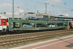 T0552_09A (MU4797) Tags: trein spoorwegen zug eisenbahn dbag deutschereichsbahn ddm 916 dbautozug