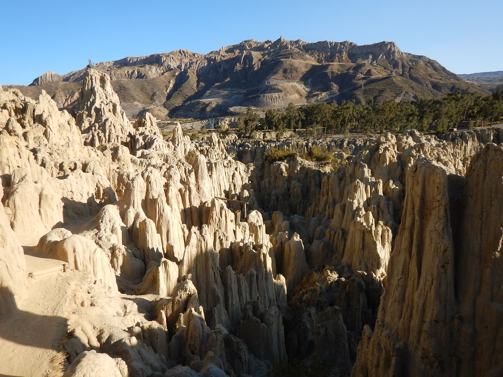 Valle de la Luna - Haz La Mochila