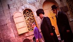Jerusalem street shot (Harry Szpilmann) Tags: israel jerusalem oldcity orthodoxjew middleeast streetphotography