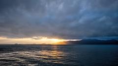 Evening twilight (Nightgoose) Tags: baía bay babitonga ocaso pordosol sunset