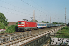 T0552_16A (MU4797) Tags: trein spoorwegen zug eisenbahn 112 deutschereichsbahn dbag nachtzug pkp rzd düsseldorf
