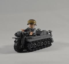 Kettenkrad by Project Azazel (boerne_ben) Tags: kettenkrad legowwii lego wwi germany german