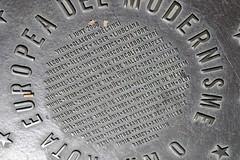 RUTA EUROPEA DEL MODERNISME KM 0 (Yeagov_Cat) Tags: 2019 barcelona catalunya km0 modernisme passeiglluíscompanys passeigdelluíscompanys rutadelmodernisme rutaeuropeadelmodernisme 2000