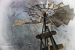Textured Windmill5_188219 (rjmonner) Tags: agriculture agricultural antique aged antiquity blades blue country dilapidated decayed dormant exposed elevation farm farmstead homestead isolated inert nikon light metal neglected natural outdoors old oxidized pump quaint unique rural relic rustic rusted textured texture unpainted unused vintage vanishing windmill windmillwednesday explore exploration exposure yesteryear z