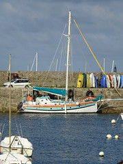 Roscoff (Breton: Rosko) is a commune in the Finistère département of Brittany (guyfogwill) Tags: guyfogwill guy fogwill france september septembre brittany bretagne finistère roscoff boats bateau boat brehec républiquefrançaise bateaux holiday breizh 29680 29 rosko 2019 bâteaux vacances paysléonard pennarbed flicker photo interesting absorbing engrossing fascinating riveting gripping compelling compulsive beach water coastline coastal plage sea ocean sony dschx60