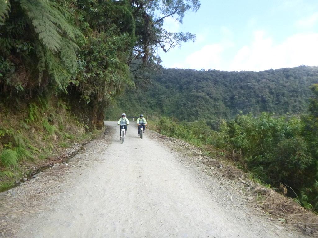 Carretera de la Muerte - Haz La Mochila