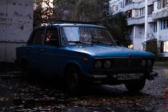 VAZ 2106 (alexey & kuzma) Tags: soviet fiat vaz lada fujifilm xt20 car retro vintage history