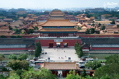 ~Forbidden City~ (Lenzmaan) Tags: forbidden city china beijing palace museum