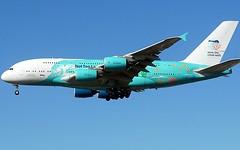 (Riik@mctr) Tags: manchester airport egcc 9hmip ringway airfield runway hifly malta airbus a380 msn 6 9vskc