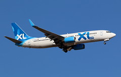 XL Airways France | B737-800 | F-HJUL | TFS | 02.11.2016 (Norbert.Schmidt) Tags: boeing b737 b737800 xlairwaysfrance tfs teneriffasüd fhjul
